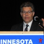 Franken during his campaign