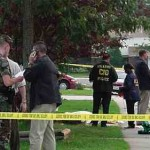 US Army CID Agents at the crime scene
