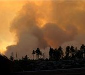 Los Conchas Wildfire Update - Los Alamos City Evacuated while Lab remains Closed