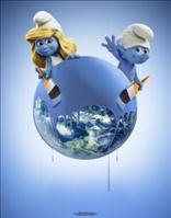 celebrate Peyo's Birthday on Global Smurfs Day - June 25, 2011. (PRNewsFoto/Sony Pictures Entertainment)