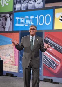 CEO Samuel Palmisano addresses employees at Watson Research Center - IBM