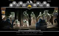 Harry Potter's Pottermore website - Chessboard Chamber sneak peek - credit Sony