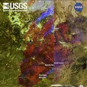Landsat Satellite Images help aid Emergency Officials with Natural Disasters