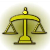 Scales of Justice Graphic - DNR