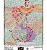 los_conchas_wildfire_map_070511