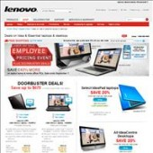 Lenovo Laptops and Desktop PC Computers on sale this Labor Day weekend