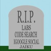 End to Google Buzz, Code Search, and More announced