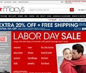 Macy's Labor Day Sale 2013 - Earlybird Shopping Coupon offers Extra Savings