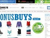 Kohl's Columbus Day Sale Offers Shoppers Bonus Cash