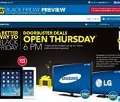 Best Buy Black Friday 2013 Sale Starts on Thanksgiving Day