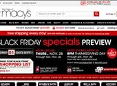 Macy's Black Friday 2013 - Doorbuster Deals Start Thanksgiving Day
