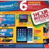 Walmart Black Thursday Doorbuster Deals 2013